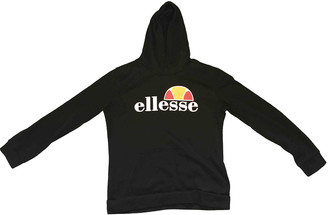Ellesse Black Cotton Knitwear for Women