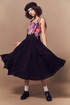 Kimchi & Blue Kimchi Blue Lemon Meringue Jumper Midi Skirt