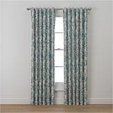 Liz Claiborne Luella Rod-Pocket Back-Tab Curtain Panel