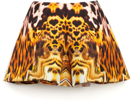 Josh Goot Preorder New Sculpt Mini Skirt