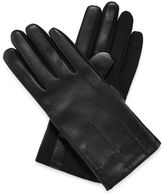 Isotoner smarTouch Faux-Leather Stretch Gloves