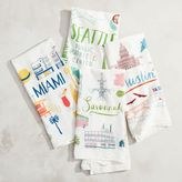 west elm Claudia Pearson City Tea Towels