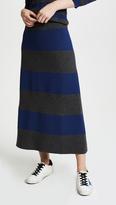 Sonia Rykiel Stripe Skirt