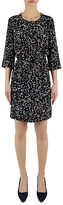 Gerard Darel Moon Printed Dress