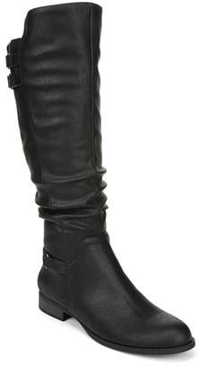 LifeStride Faunia Riding Boot - Wide Calf