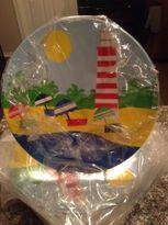 Martha Stewart Collection Summer Coastal Melamine Salad Plates Set Of 8