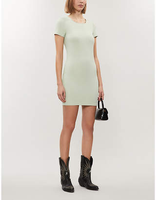 KENDALL + KYLIE PacSun x Kendall & Kylie bodycon stretch-jersey mini dress