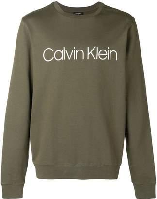 CK Calvin Klein classic logo sweatshirt