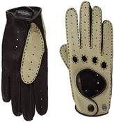 Roeckl Women's Classic Driver Deer Gloves,6.5