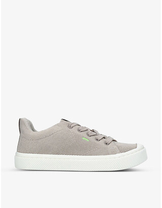 Cariuma Ladies IBI Low bamboo-knit and recycled-polyester trainers