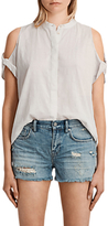 AllSaints Elsa Cotton Shirt