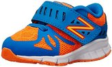 New Balance Vazee Hook and Loop Infant Running Shoe (Infant/Toddler)