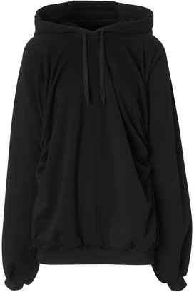 Burberry Relaxed-fit Hoodie Black
