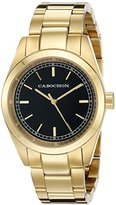 Cabochon Women's 510 De Ce Monde Analog Display Swiss Quartz Gold Watch