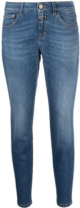 Closed Cropped Leg Jeans