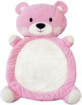 Living Textiles Bear Play Mat, Pink