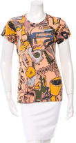 Rachel Comey Printed Silk Top w/ Tags