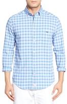 Vineyard Vines Men's Little Fort Tucker Classic Fit Check Sport Shirt