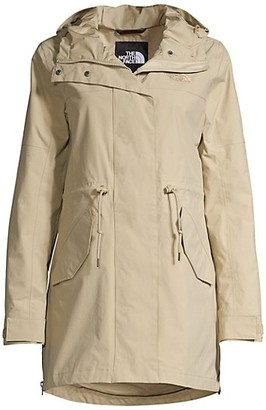 The North Face Metroview Trench Coat