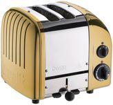 Dualit NewGen 2-Slice Toaster in Brass