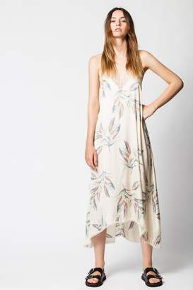 Zadig & Voltaire Zadig Voltaire Risty Paradise Dress