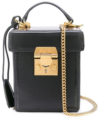 Mark Cross Grace Cube box bag