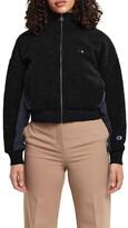 Thumbnail for your product : Champion Rib Sherpa Jacket Black