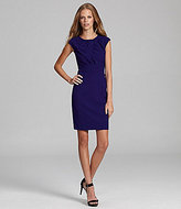 Calvin Klein Cap-Sleeve Dress