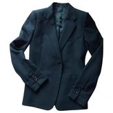 Maison Margiela Green Wool Jacket