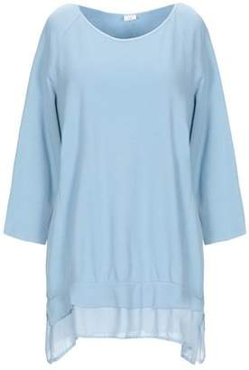 Deha 3/4 SLEEVE LONG T-SHIRT INTERLOCK Sweatshirt