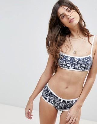 Zulu & Zephyr Rockwall Bralette Bikini Top
