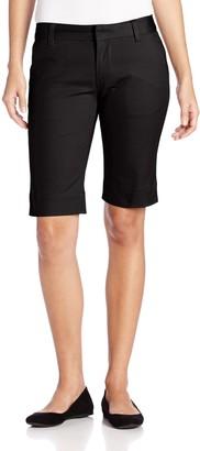Lee Uniforms Juniors 13 Inch Bermuda Short