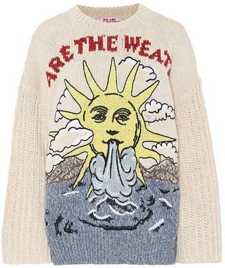 Stella McCartney Cotton and linen sweater
