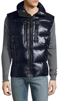 SAM. Quilted Zip Pocket Vest