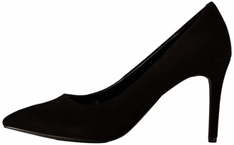 Find. Wide Fit Point Court Shoe Closed Toe Heels