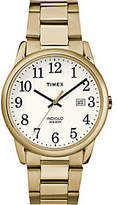 Timex Men's Easy Reader Goldtone Bracelet Watch