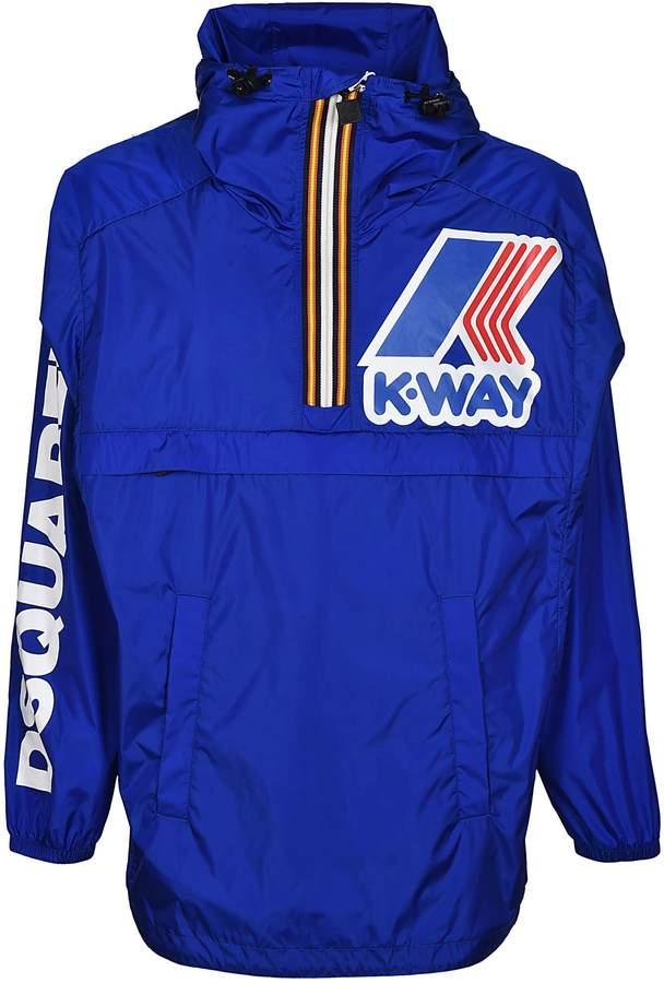 DSQUARED2 K-way Jacket