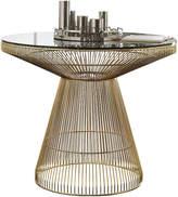 Asstd National Brand Rasia Glass-Top Dining Table