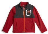 The North Face Toddler Boy's Peril Glacier Microfleece Track Jacket