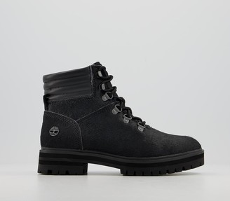 Timberland London Square Mid Hiker Boots Black