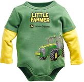 John Deere Green 'Little Farmer' Bodysuit - Infant