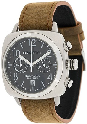 Briston Watches Clubmaster Classic Steel watch