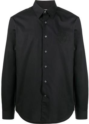 Roberto Cavalli Button-Up Tailored Shirt