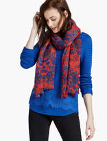 Lucky Brand Floral Printed Scarf