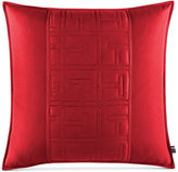 "Tommy Hilfiger Academy Red 20"" x 20"" Decorative Pillow"