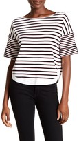 Willow & Clay Stripe Knit Tee