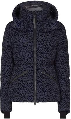 Mackage Leopard Print Madalyn Down Jacket