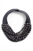 Women's Fairchild Baldwin Multirow Beaded Collar Necklace