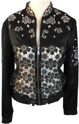 Ohne Titel Black Jacket for Women