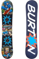 Burton Chopper LTD Marvel '16 130 Snowboards Sports Equipment